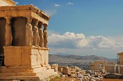 Excursión por la costa: Excursión guiada por autodiagnóstico de medio día de Atenas
