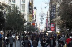Visite privée à Athènes