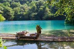 Excursión de un día a Bikini Beach, Blue Lagoon y Rio Grande desde Runaway Bay o Ocho Rios