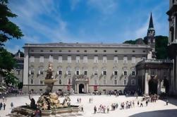 Excursión de un día al grupo pequeño de Salzburgo desde Viena