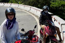 Aventura de Moto todo terreno de día completo desde la ciudad de Hoi An
