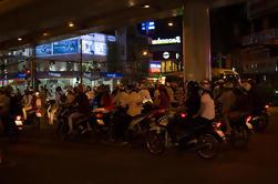 En la noche en Ho Chi Minh City