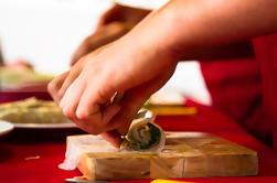 Experiencia culinaria de medio día en Hoi An