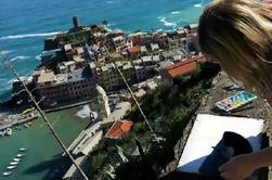 Vibrante Vernazza: Acuarela Pintura Experiencia