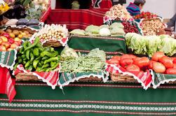 Bretxa visita al mercado y clase de cocina en San Sebastián
