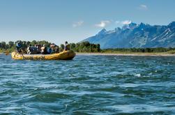 Snake River Scenic flutuador com Teton Views