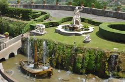 Civitavecchia Shore Excursion: Excursión de un día privado a Tivoli Villa d'Este y Villa Adriana