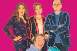 El Premio: Una comedia de éxito francés con subtítulos en inglés