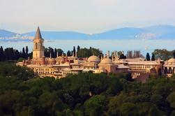 Estambul Excursión de medio día por la tarde: Palacio de Topkapi y Pequeña Santa Sofía
