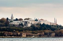 Excursión privada de medio día: Excursión por la costa de Estambul con el Palacio de Topkapi