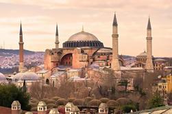 Private Istanbul Shore Excursion: Santa Sofía y el Palacio de Topkapi, Mezquita Azul, Hipódromo y Gran Bazar