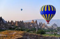 Excursión en grupo de 3 días a Cappadocia desde Estambul incluyendo vuelos nacionales