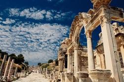 Grupo pequeño: Día completo Tour de Éfeso antiguo con la casa de la Virgen María De Kusadasi
