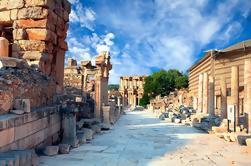 Private Private Day Shore Excursion: Ancient Ephesus, Terrace Houses, la Vierge Marie et la basilique Saint-Jean