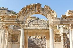 Excursion d'une demi-journée à Ephesus et des terrasses à partir de Kusadasi