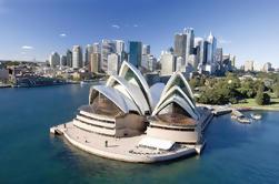 Tour por la mañana en Sydney con crucero opcional o en Sydney