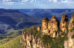 Blue Mountains Day Tour incluindo três irmãs, Scenic World e Wildlife Park