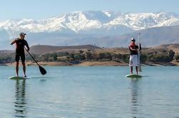 SUP Experiencia en el Lago Lalla Takerkoust desde Marrakech