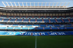 Real Madrid partita al Santiago Bernabeu