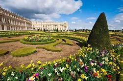 Viaje de ida y vuelta a Versalles desde París con varios puntos de recogida