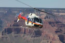 Tour en helicóptero del Cañón del Norte con Excursión opcional en Jeep
