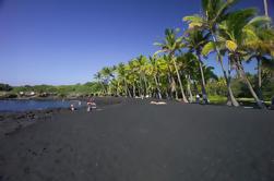 Big Island em um dia: Vulcões, cachoeiras, passeios e história