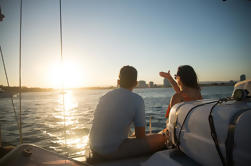 Costa Dorada Crucero al atardecer con cena opcional de mariscos