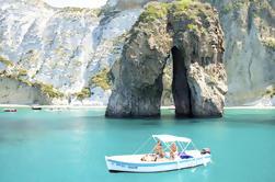 Full Day-Isola di Ponza Cruise viaggio da Anzio incluso il pranzo