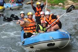 Rafting en aguas bravas y aventura en ATV desde Phuket