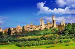 Excursión a la costa de Livorno: excursión a Siena San Gimignano y Chianti