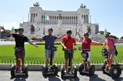 Excursión de un día a Segway en Roma