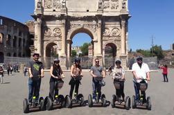 Tour en Segway de la Roma Antigua con la entrada opcional del Coliseo Skip-the-Line