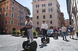 Barrio de Trastevere Roma Experiencia en Segway con almuerzo