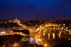 Noche libre de audífonos en el Vaticano con aperitivo en el interior de los museos