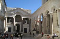 Excursión a pie dividida incluyendo el palacio de Diocleciano