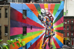 High Line Park y Greenwich Village Tour de Comida