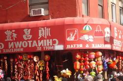 Chinatown Food Tour y paseo histórico por el centro de la ciudad