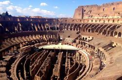 Coliseu Subterrâneo e Roma Antiga