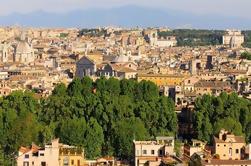 Recogida en el Aeropuerto Privado más Roma Excursión y traslado al puerto de Civitavecchia