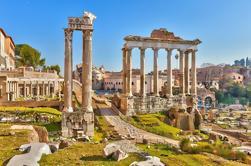 Traslado de ida y vuelta desde Civitavecchia a Roma