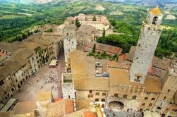 Excursión desde Livorno a Volterra y San Gimignano