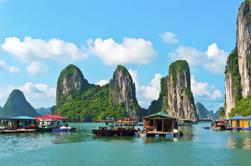 Excursión de 3 noches a Hanoi y Bahía de Halong Crucero por la noche