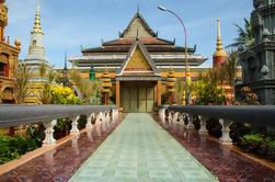 Tour de 4 días desde Siem Reap a Phnom Penh