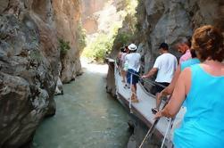 Xanthos Ancient City, Saklikent Canyon y Playa de Patara Desde Kalkan Kas
