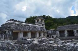 Sitio Arqueológico de Palenque, Agua Azul y Misol Ha