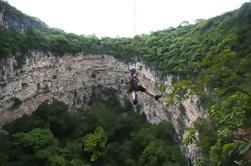 Chiapas Rapel Adventure en Sima de las Cotorras