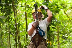 Chiapas Canopy Tour en Zipline