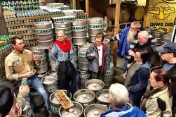 Experiencia de la cervecería y del ferrocarril de Alaska de Anchorage