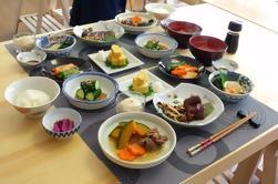 Kleine Gruppe Wagyu Rindfleisch und Kaiseki Ryouri Kochkurs in Tokio