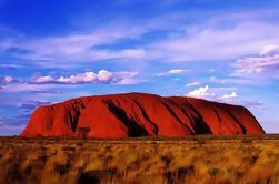 Experiencia de Uluru y Kata Tjuta con cena de barbacoa